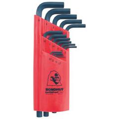 BON116-12195 - BondhusHex L-Wrench Key Sets