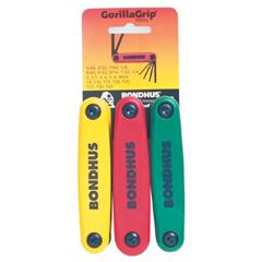 BON116-12533 - BondhusGorillaGrip® Multi-Pack Fold-Ups