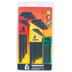 BON116-14138 - BondhusBalldriver® L-Wrench and Fold-Up Set Combinations