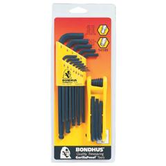 BON116-14189 - BondhusBalldriver® L-Wrench and Fold-Up Set Combinations