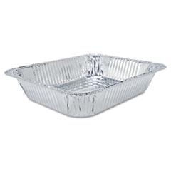 BWKSTEAMFLDP - Full and Half Size Aluminum Pan