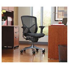 ALEEQA42ME10A - Alera® EQ Series Ergonomic Multifunction Mid-Back Mesh Chair