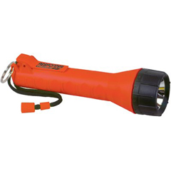 ORS120-19101-O - Bright StarResponder™ Series Submersible Flashlights