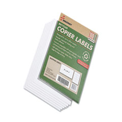 NSN5872621 - AbilityOne™ Recycled Copier Labels