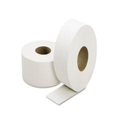 NSN5909073 - SKILCRAFT, Jumbo Roll Toilet Tissue, 2-Ply, 1,000 ft, White, 12/Box