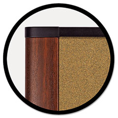 MMMC7248MY - 3M Widescreen Cork Board