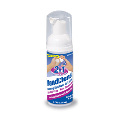 HAN12095 - HandClensAlcohol-Free Instant Foam Hand Sanitizer Fragrance- Free