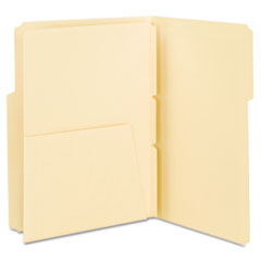 SMD68030 - Smead® Self-Adhesive End Tab Folder Dividers