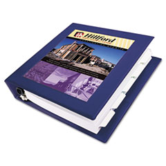 AVE68033 - Avery® Framed View Binder with Gap Free™ Slant Rings