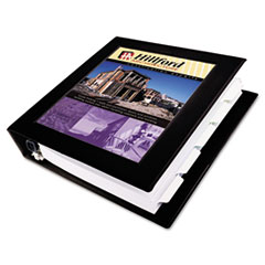 AVE68037 - Avery® Framed View Binder with Gap Free™ Slant Rings