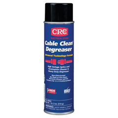 CRC125-02064 - CRCCable Clean® Degreasers