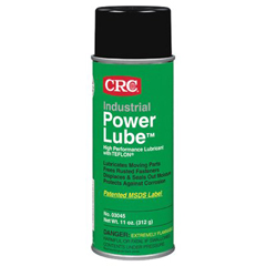 CRC125-03045 - CRCPower Lube® High-Performance Lubricants With Teflon®
