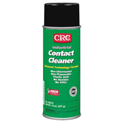 CRC125-03070 - CRCIndustrial Contact Cleaners
