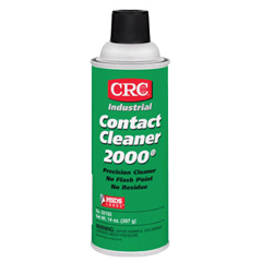 CRC125-03150 - CRCContact Cleaner 2000 Precision Cleaners, 13 oz Aerosol Can