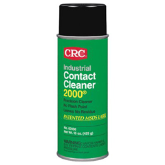 CRC125-03152 - CRCContact Cleaner 2000® Precision Cleaners