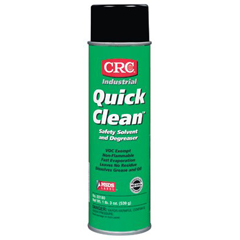 CRC125-03180 - CRCQuick Clean™ Safety Solvents and Degreasers