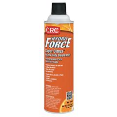 CRC125-14440 - CRCSuper Citrus Heavy-Duty Degreasers, 16 oz Aerosol Can