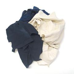 HSC125-25 - HospecoMixed Color Medium Weight Rags