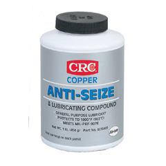 CRC125-SL35903 - CRCCopper Anti-Seize Lubricants