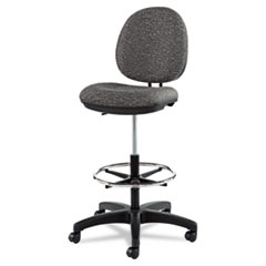 ALEIN4641 - Alera® Interval Series Swivel Task Stool
