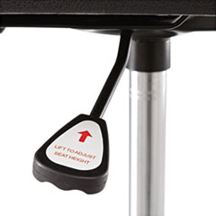 ALEIN4621 - Alera® Interval Series Swivel Task Stool