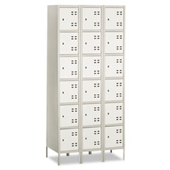 SAF5527GR - Safco® Box Lockers