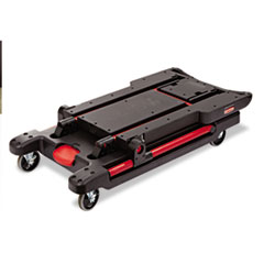 RCP430000BK - Rubbermaid® Commercial Convertible Utility Cart