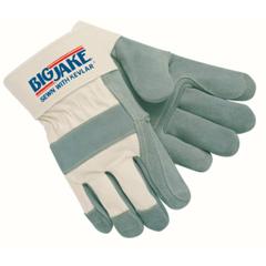 CRW127-1711 - Memphis Glove - Heavy-Duty Side Split Gloves, X-Large, Leather