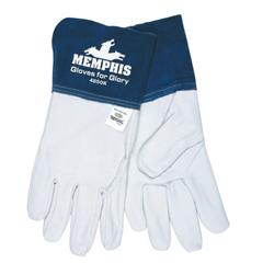CRW127-4850KL - Memphis GloveGloves For Glory, Large, Grain Goatskin/Cowhide