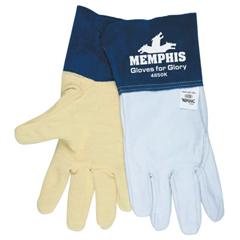 CRW127-4850KXL - Memphis GloveGloves For Glory, X-Large, Grain Goatskin/Cowhide