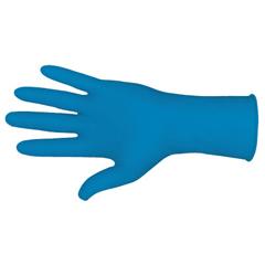 CRW127-5048XL - Memphis GloveMedtech Exam Gloves, X-Large, Blue, Latex, 15 Mil