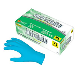 MMG127-6025L - Memphis GloveDisposable Nitrile Gloves