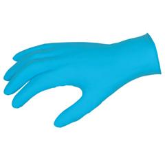 CRW127-6030XL - Memphis GloveNitrile Disposable Gloves, Powder Free; Textured, 8 Mil, X-Large, Blue