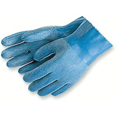 MMG127-6852L - Memphis GloveBlue Grit® Gloves