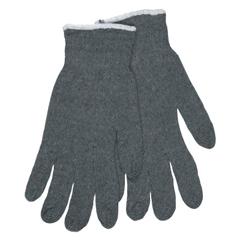MMG127-9637LM - Memphis GloveEconomy Cotton/Poly Grey
