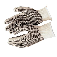 MMG127-9660LM - Memphis GlovePVC Dot String Knit Gloves
