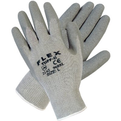 MMG127-9688XL - Memphis GloveFlex Tuff-II Latex Coated Gloves