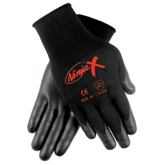 MMG127-N9674L - Memphis GloveNinja® X Bi-Polymer Coated Palm Gloves