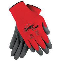 MMG127-N9680S - Memphis GloveNinja® Flex Latex Coated Palm Gloves