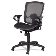ALEET4218 - Alera® Etros Series Suspension Mesh Mid-Back Synchro Tilt Chair