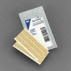 MON18472000 - 3MSkin Closure Strip Steri-Strip™ 1/2 X 4 Inch Non-woven Material, 50PK/BX