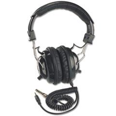 APLSL1002 - AmpliVox® Deluxe Stereo Headphones with Mono Volume Control