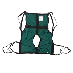 13254S - Drive MedicalOne Piece Sling with Positioning Strap