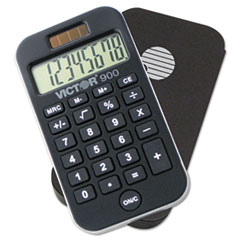 VCT900 - Victor® 900 AntiMicrobial Pocket Calculator