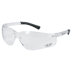 CRW135-BKH20 - CrewsBearkat Magnifier Eyewear, +2.0 Diopter Clear Polycarbonate Lenses