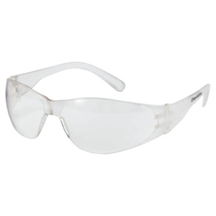 CRW135-CL010 - CrewsChecklite Safety Glasses, Clear Uncoated Lenses