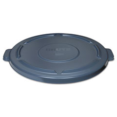 RCP264560GY - Rubbermaid® Commercial Vented Round Brute® Lid