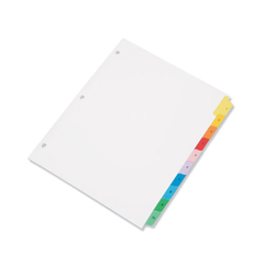NSN3683489 - AbilityOne™ Multiple Index Sheets