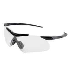 KIM138-38507 - Kimberly Clark ProfessionalV60 Safeview Eyewear, Rx Inserts, Polycarbon Anti-Scratch Anti-Fog Lenses, Blue