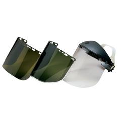 KCC138-29083 - Jackson - F30 Acetate Face Shields, 1940-U Acetate, Clear, 15 1/2 In X 9 In